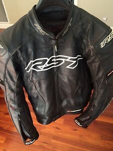 RST Pro Series Perforated Leather Jacket Park Orchards Manningham Area Preview