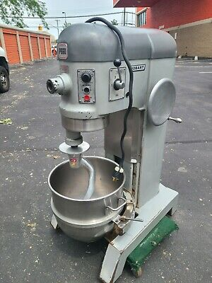 Hobart 60 Qt Mixer P660 Comes With Hook Bowl And Cheesegreater Attachment
