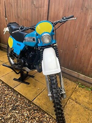 Rare 1980 yamaha it 425 two stroke Road Registered
