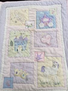 Princess baby bedding