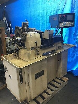 Omniturn Ot-cnc Lathe Omni Turn Cnc Axis Hardinge Gt-75 Manual