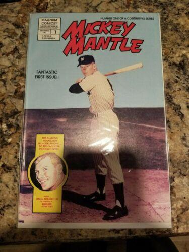 Mickey Mantle Baseball