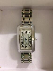 CARTIER TANK Vintage 18k white gold Watch 1728 model cc409509 Auburn Auburn Area Preview