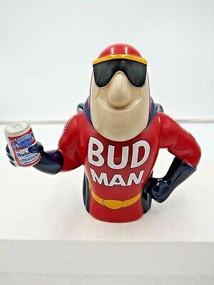 1993 Anheuser Busch Bud Man Stein by Ceramarte
