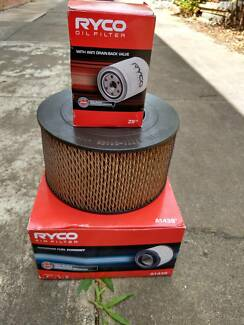 Ryco Air and oil filter - Toyota Hilux