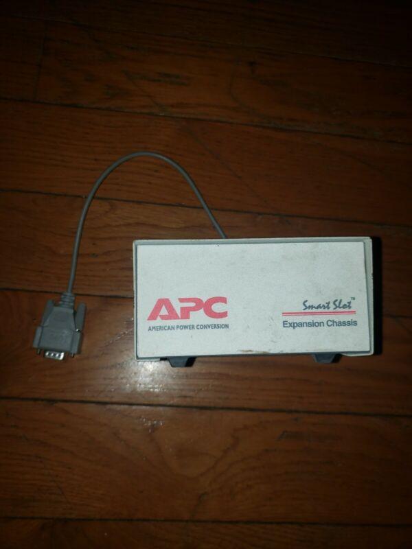 APC, SMART SLOT, AP9600 EXPANSION CHASSIS, AP9606
