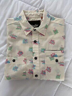 "Howler Brothers ""Bienvenidos a Miami"" Aransas Shirt Size Small"