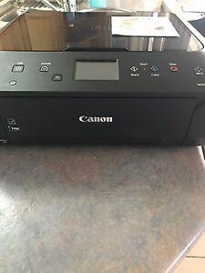 Canon Pixma MG6600 printer Maryland Newcastle Area Preview