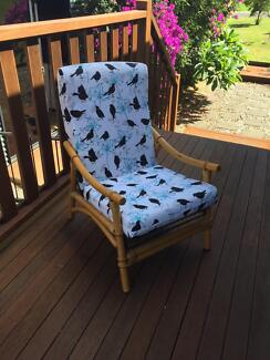 Retro Cane Chairs Highfields Toowoomba Surrounds Preview