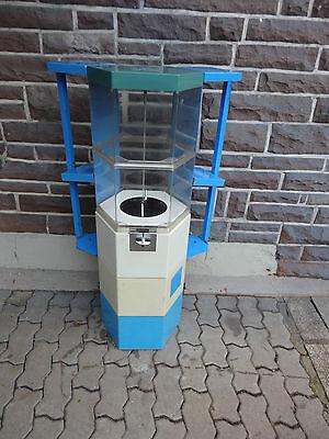 Turmautomat - Kapselautomat - für Kapseln von 56 - 76 mm - 1 Euro