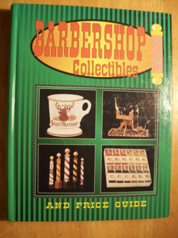 BARBER SHOP PRICE GUIDE COLLECTOR