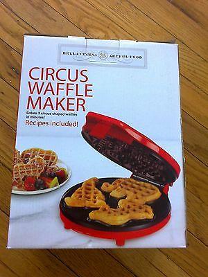 Вафельные производители Circus Waffle Maker