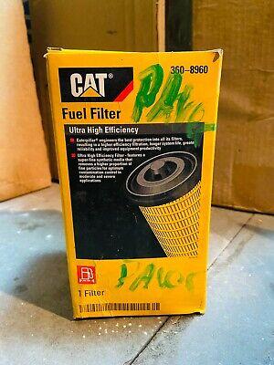 360-8960 Cat Fuel Filter 3608960 Oem Caterpillar
