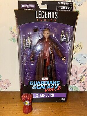 Marvel Legends 6 Inch Guardians Of The Galaxy 2 Star-Lord Action Figure (no BAF)