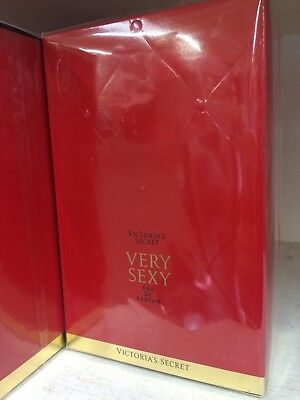 Victoria Secret Very Sexy Eau De Parfum 3.4oz spray *NIB*