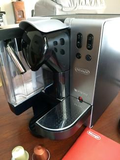 Delonghi Nespresso Lattissima Coffee Machine