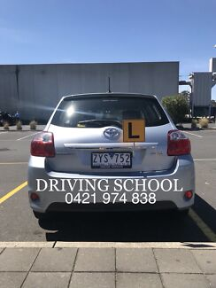 DRIVING SCHOOL(Driving Instructor)