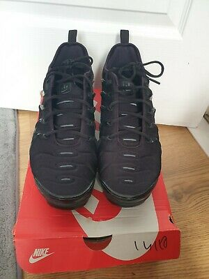 Nike Air Vapormax Plus Size 10 Black