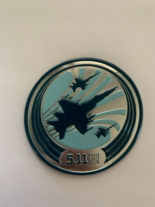 """5.11 TACTICAL"""" FIGHTER JETS"""" PATCH"""
