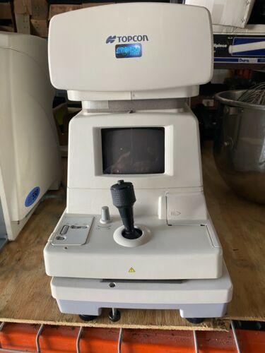 Topcon KR-8000 autorefractor keratometer, auto refractometer