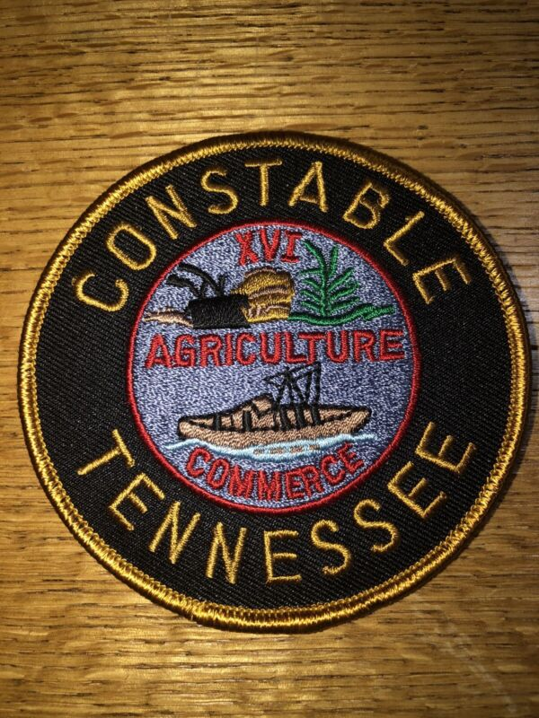 Tennessee Constable Patch Original