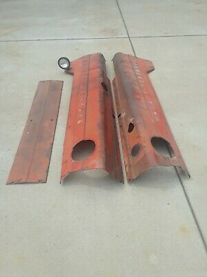 Antique Vintage Massey Ferguson 1100 Tractor 3 Piece Hood Set