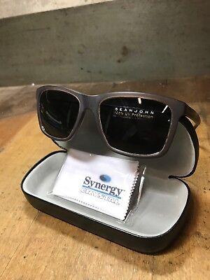NEW Authentic SEAN JOHN Sunglasses SJ552S - Case + Cleaning Cloth (Sean John Sunglasses)