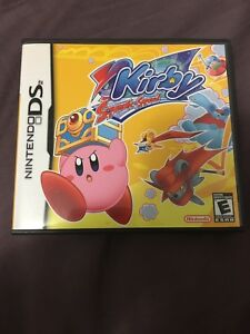 Kirby Squeek Squad (Ds)