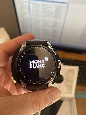 Mont blanc Summit 2 Luxury Smart Watch