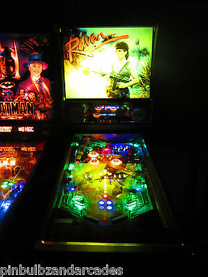 RAVEN Complete LED Lighting Kit custom SUPER BRIGHT PINBALL LED KIT