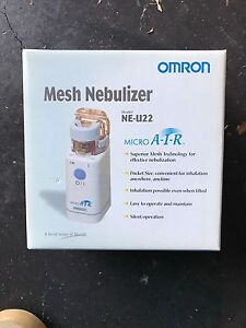 OMRON mesh nebuliser Taylors Hill Melton Area Preview