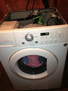 Washer and dryer service and repairs