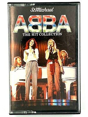 ABBA The Hit Collection 1984 Cassette Tape