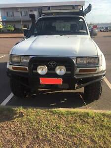 80 Series Toyota Landcruiser Automatic 1998 4WD Wagon Winnellie Darwin City Preview