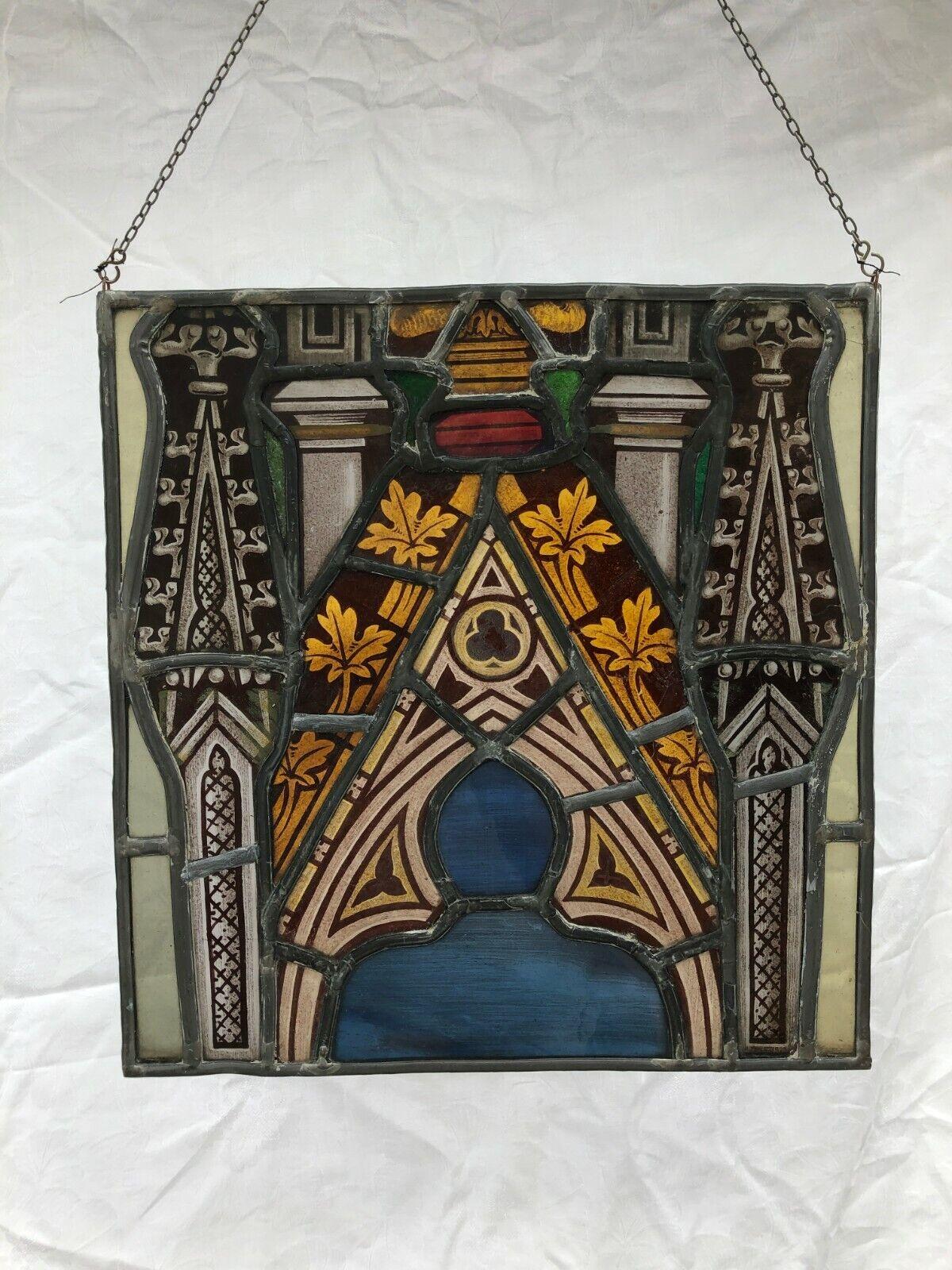 Kirchenfenster - Bleiverglasung - Glasmalerei - Vorhängescheibe