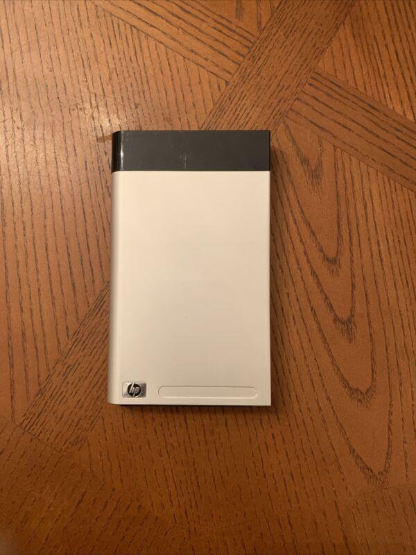 External HP Pocket Media Drive, 500GB