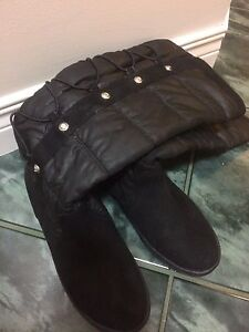 size 7 boots (GUESS and Ralph Lauren ) Kitchener / Waterloo Kitchener Area image 10