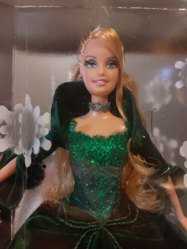 Special Edition Holiday 2004 Barbie Collector Doll B5848 NRFB  - $20.00