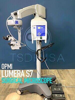 Opmi Lumera S7 Surgical Microscope