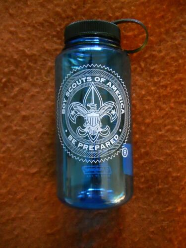 BOY SCOUTS OF AMERICA  ONE QUART NALGENE WATER BOTTLE (NEW WITH TAGS)