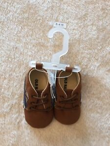 Baby boy's shoes size 3-6 months