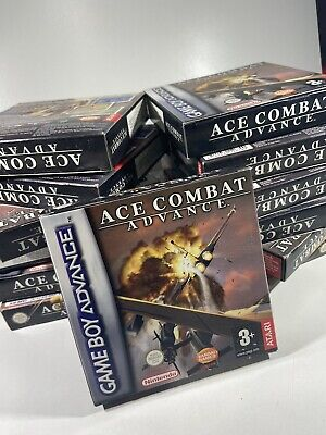 * Brand New Old Stock * Ace Combat - GAMEBOY ADVANCE GBA...