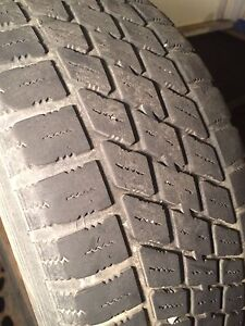 215/65R15 icetrac nordic. Tires and rims.