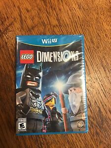 Wii u game only