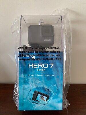 GoPro Hero7 Silver + scheda 32 gb