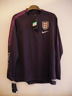 Nike Women's England Sweatshirt Purple Dynasty Size Xl
