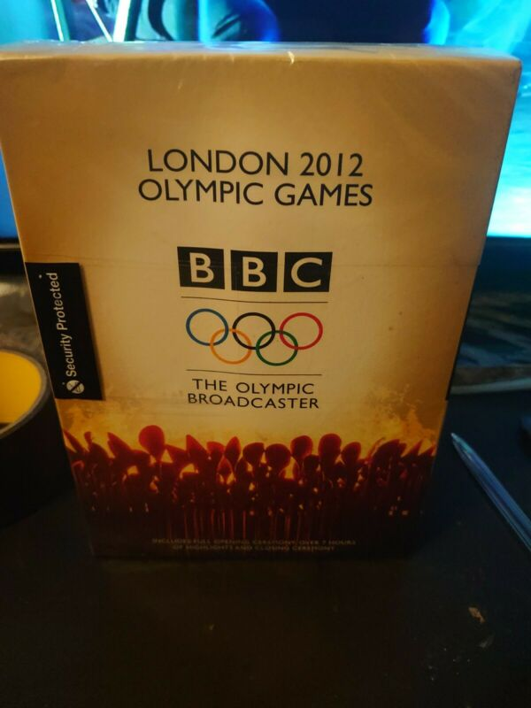 LONDON+2012+OLYMPIC+GAMES+-+BBC+OLYMPIC+BROADCASTER+%28NEW%2FSEALED+DVD+BOX+SET+%29