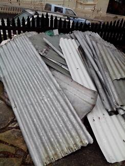 used roofing iron sheets Kingston Kingborough Area Preview