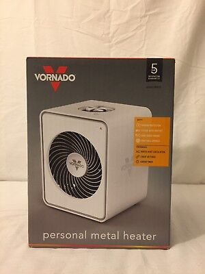 Vornado VMH10 Personal Vortex Metal Heater - Space Heater - Winter Is Coming! for sale  Troy