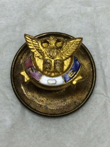 Vintage F.O.E.Hat Pin Fraternal Order Of Eagles